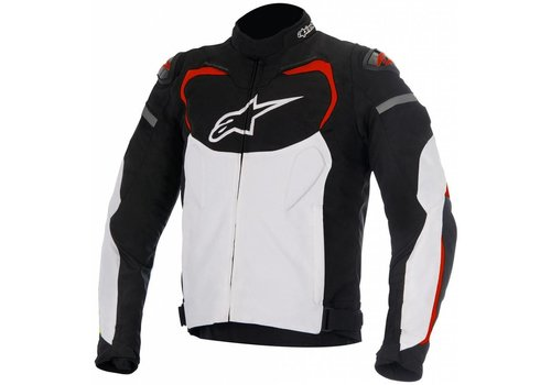 Alpinestars Chaqueta Alpinestars T-GP Pro Textile Negro Blanco Rojo