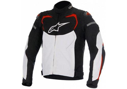 Alpinestars Giacca Alpinestars T-GP Pro Textile Nero Bianco Rosso
