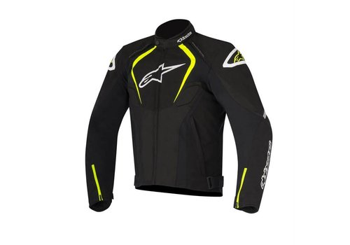 Alpinestars Alpinestars T-Jaws V2 Air Textile Jacket Black White Yellow Fluo