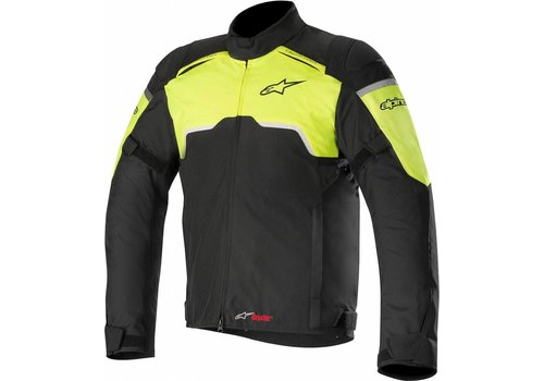 Alpinestars Alpinestars Hyper Drystar Textile Jacket Black Yellow Fluo