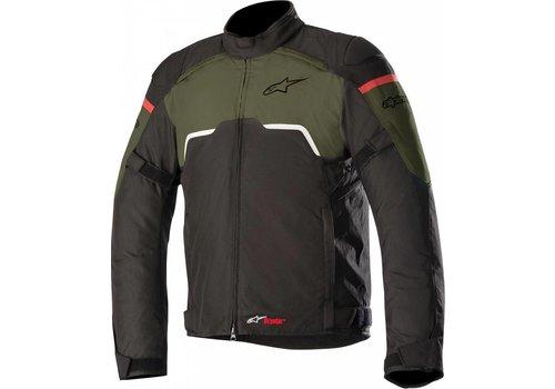 Alpinestars Giacca Alpinestars Hyper Drystar Textile Nero Verde