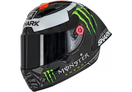 Shark Race-R Pro GP Lorenzo Winter Test 2018