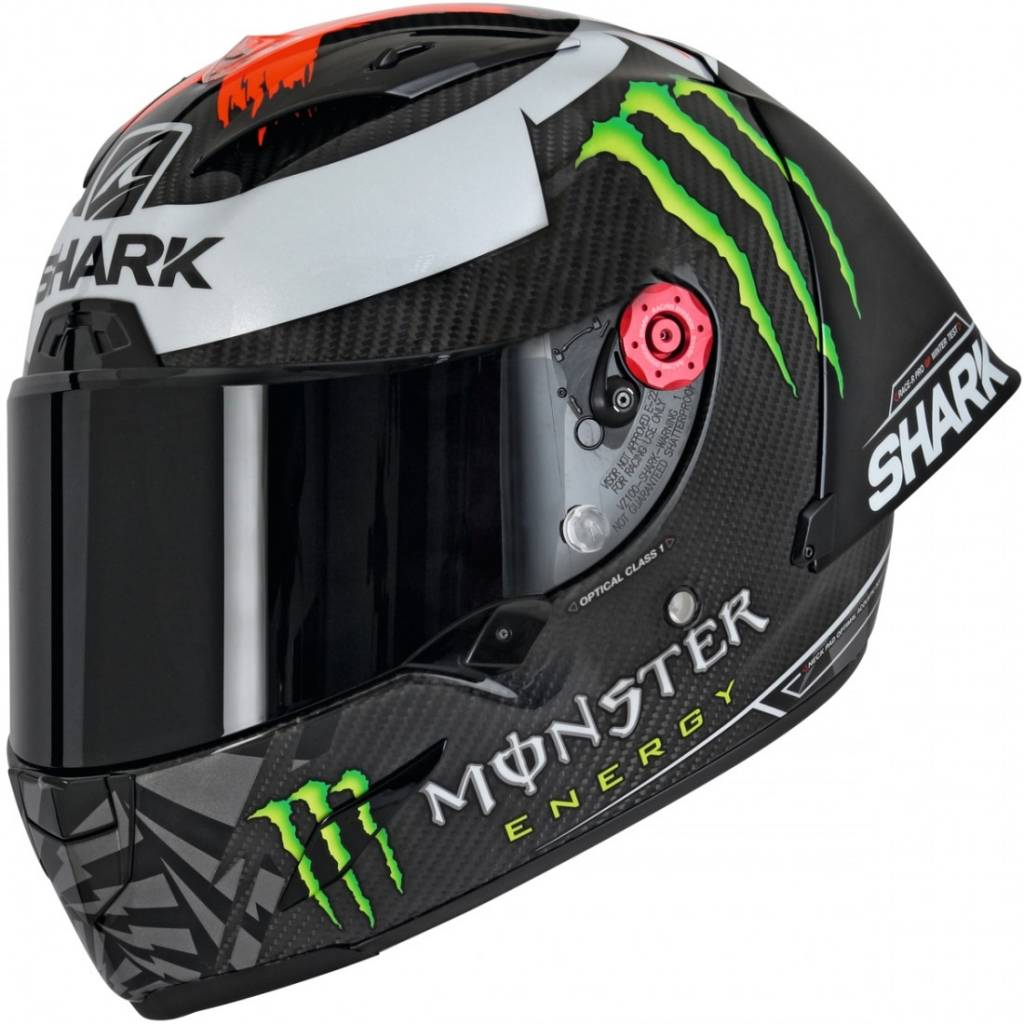 Capacete Shark Race-R Pro GP Lorenzo Winter Test 2018 - Champion Helmets 25ec3a818d5