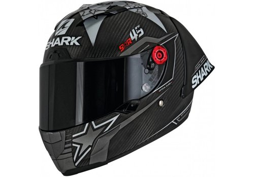 Shark Race-R Pro GP Redding Winter Test 2018 Casque