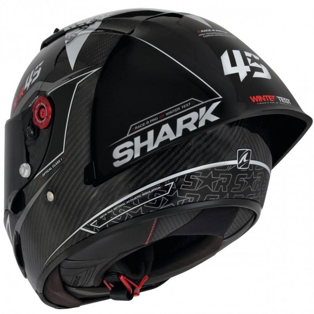 cb2c58c2 Shark Race-R Pro GP Redding Winter Test 2018 Helmet + Free Additional Visor!