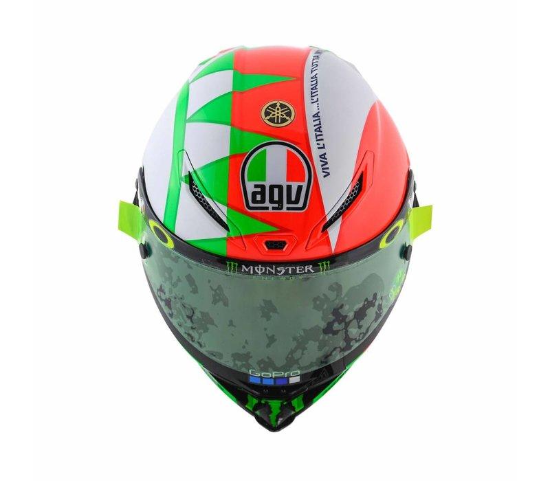 AGV Pista GP R Tricolore Mugello 2018 Helmet + Free Additional Visor!