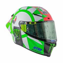 AGV AGV Pista GP R Tricolore Mugello 2018 Helmet + Free Additional Visor!