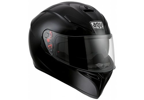 AGV K3 SV Black Glossy шлем