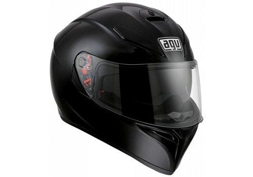 AGV K3 SV Schwarz Glossy Helm
