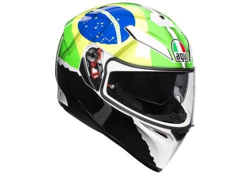 AGV K3 SV Morbidelli 2017 шлем