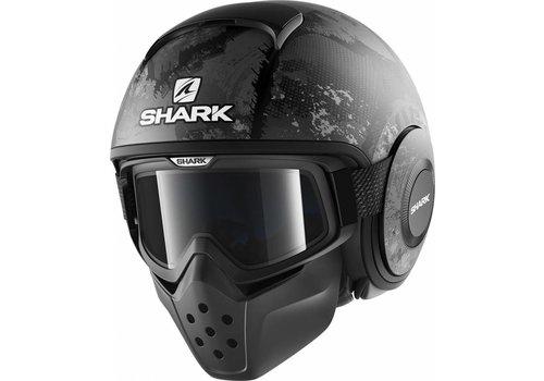 Shark Drak Evok Mat KAA Hjälm