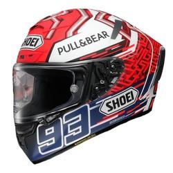 Shoei Shoei X-Spirit III Marquez 5 TC-1 Helmet + Free Additional Visor!