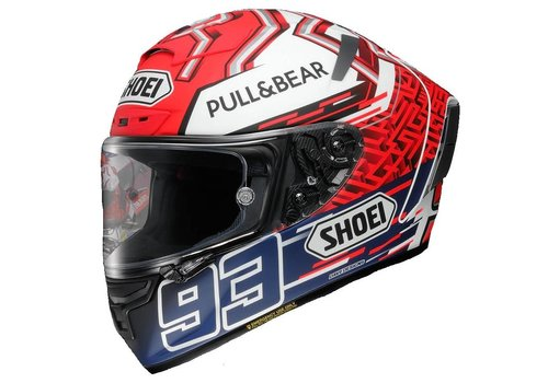 Shoei X-Spirit III Marquez5 TC-1 Casco
