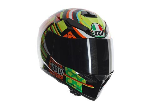 AGV K3 SV Elements casco