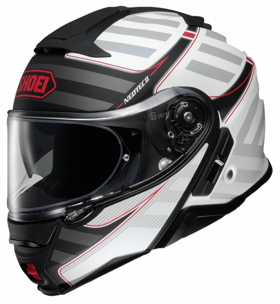 Shoei Neotec 2 Splicer Tc 6 Helmet Free Visor