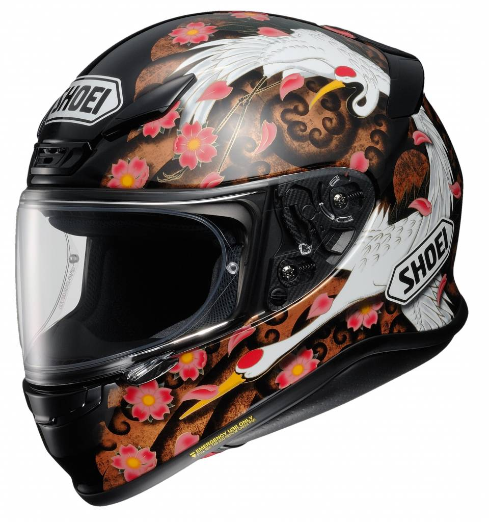 Bmw Z7: Shoei NXR Transcend TC-10 Helmet
