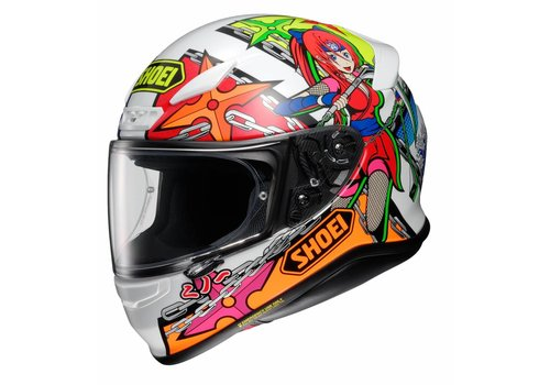Shoei NXR Stimuli TC-10 Helm