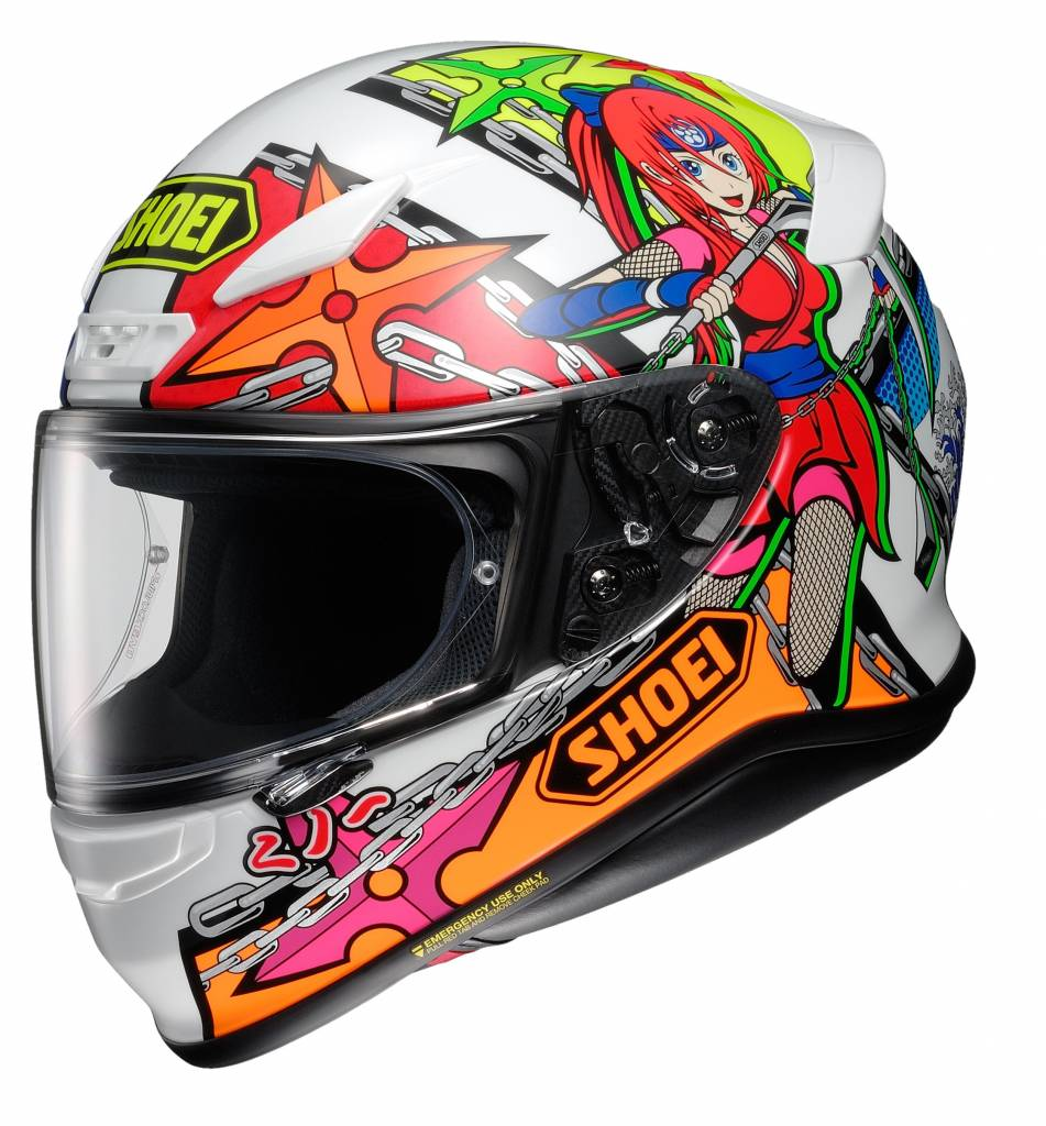 Bmw Z7: Shoei NXR Stimuli TC-10 Helmet