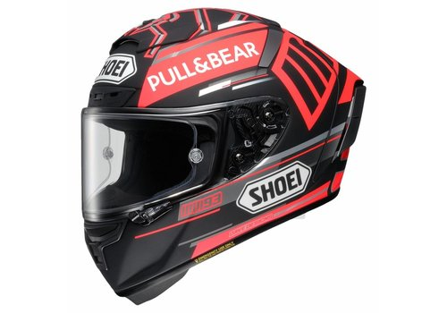 Shoei X-Spirit III Marquez Black Concept  TC-1 Casco