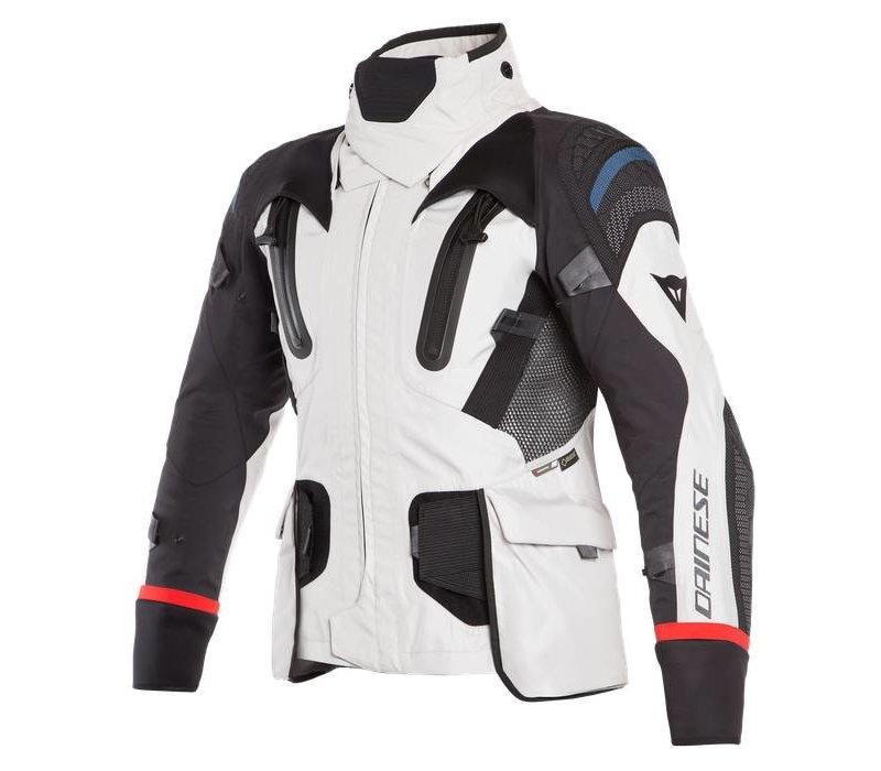 00498b8c4baf Dainese Antartica Gore-Tex Jacket Light Gray Black - Champion ...