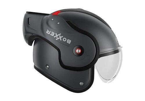 ROOF Boxxer Fiberglass Шлем Матовый Графитовый