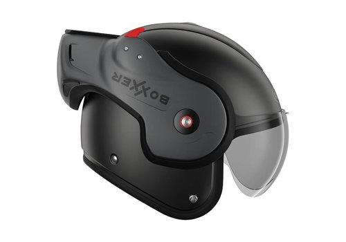 ROOF Boxxer Face Fiberglass Шлем черный Матовый Titan