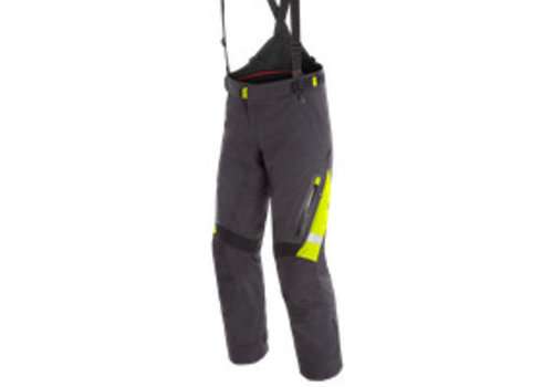 Dainese Gran Turismo Gore-tex Pants Black Fluo Yellow