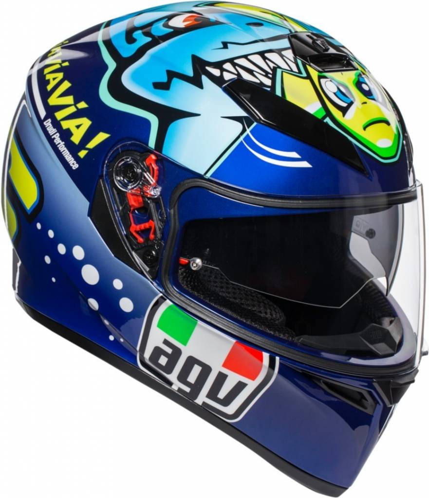 agv k3 sv rossi misano 2015 helm 50 rabatt auf einem. Black Bedroom Furniture Sets. Home Design Ideas