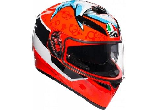 AGV K3 SV Attack Helmet