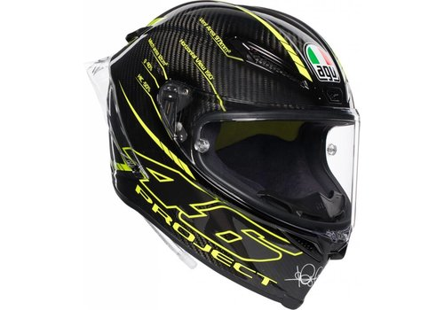 AGV Pista GP R Project 46 3.0 casco