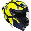 AGV AGV Pista GP R Soleluna 2018 Rossi Helmet + Free Extra Visor!