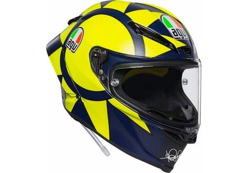 AGV шлем AGV Pista GP R Soleluna 2018