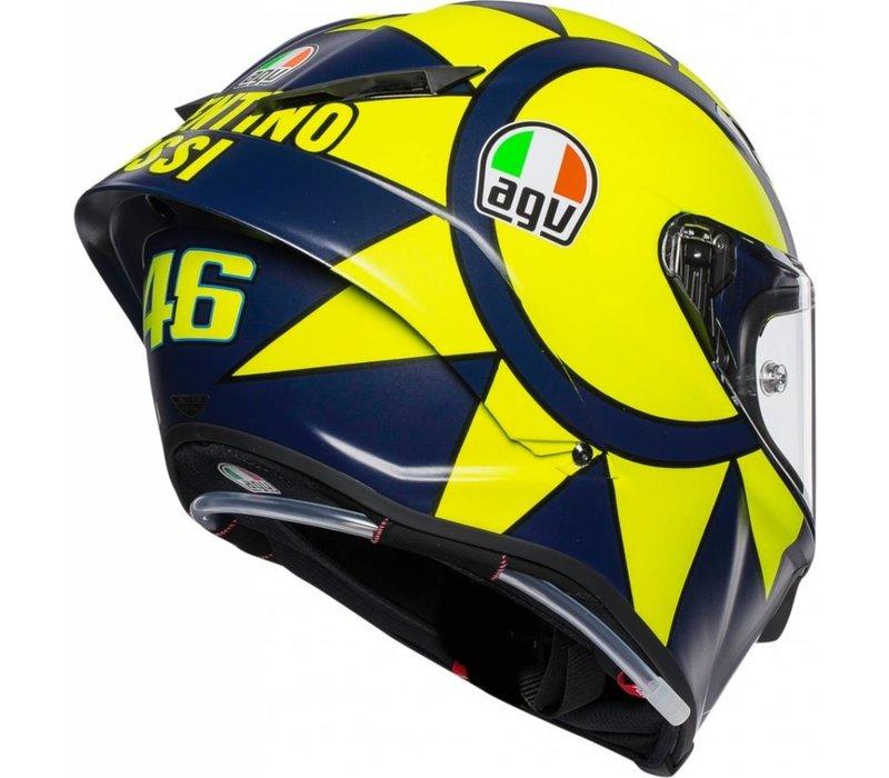 AGV Pista GP R Soleluna 2018 Rossi Helmet + Free Extra Visor!