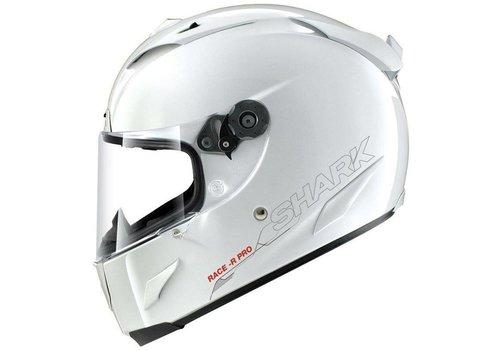 Shark Race-R Pro White Helmet
