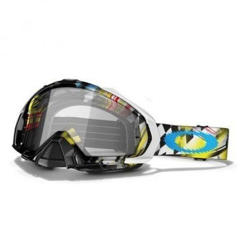 58f07c68e3 Oakley Mayhem Pro MX James Stewart Signature Goggles - OO7051-22 ...