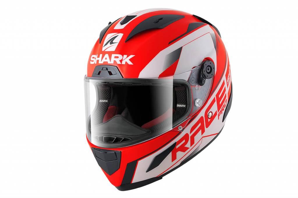 fb2c5222b3a6b Shark Race-R Pro Sauer Helmet RKW - Champion Helmets Motorcycle Helmets