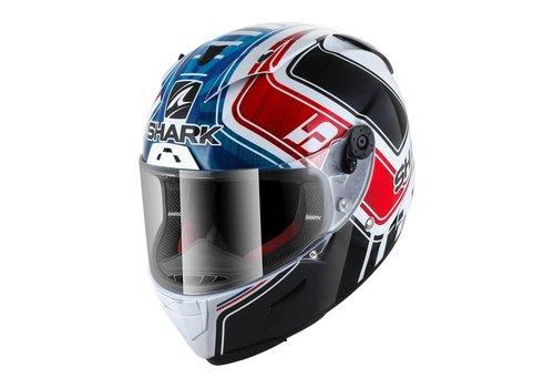 Shark Race-R Pro Replica Zarco Gp De France Helmet WBR