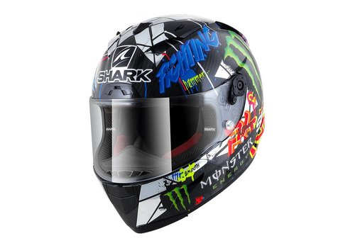 Shark Race-R Pro Carbon Replica Lorenzo Catalunya GP Helm