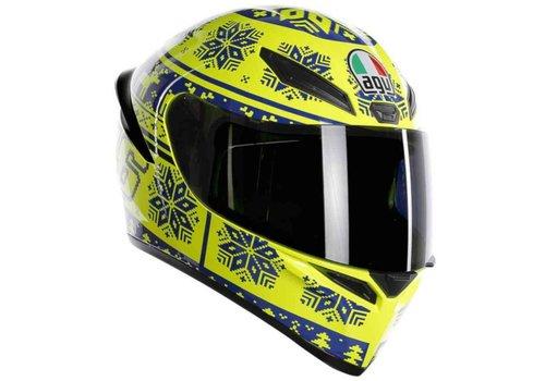 AGV K-1 Winter Test 2015 Helm