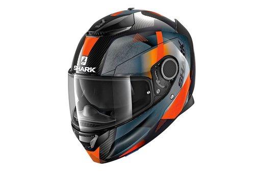 Shark Spartan Carbon 1.2 Kitari DOA Helm