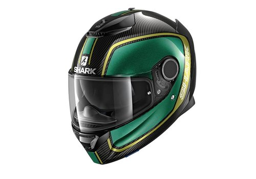 Shark Spartan Carbon 1.2 Priona DGQ Helm