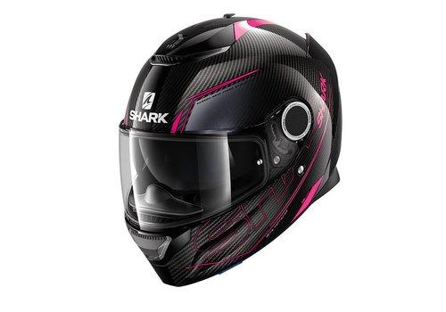 Shark Spartan Carbon 1.2 Silicium DVA Helmet