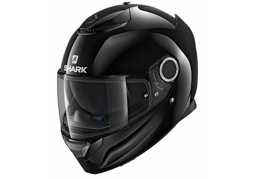 Shark Spartan 1.2 Nero BLK Casco