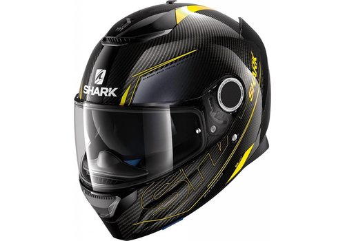 Shark Spartan Carbon 1.2 Silicium DYA Helmet