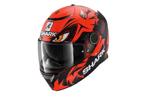 Shark Spartan 1.2 Replica Lorenzo Austrian GP RKR Helmet