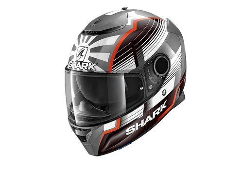 Shark Spartan 1.2 Replica Zarco Malaysian GP AWR Helmet