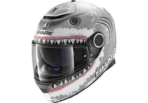 Shark Spartan 1.2 Replica Lorenzo White Shark SWA Helmet