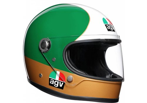 AGV X3000 AGO 1 Limited edition Helm
