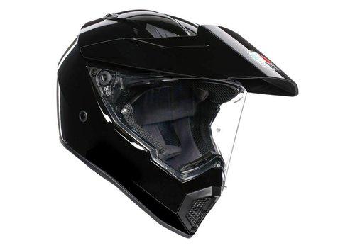 AGV AX-9 Black Helmet