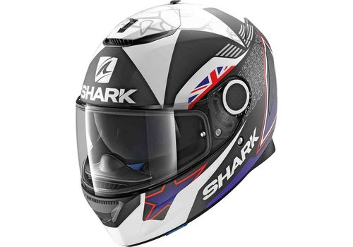 Shark Spartan 1.2 Replica Redding 2017 KBW Helmet